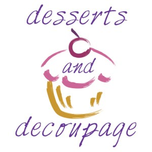 Desserts and Decoupage   UK Lifestyle Blog