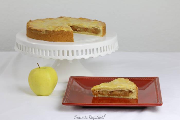 Desserts Required - Cookie Baked Apple Pie