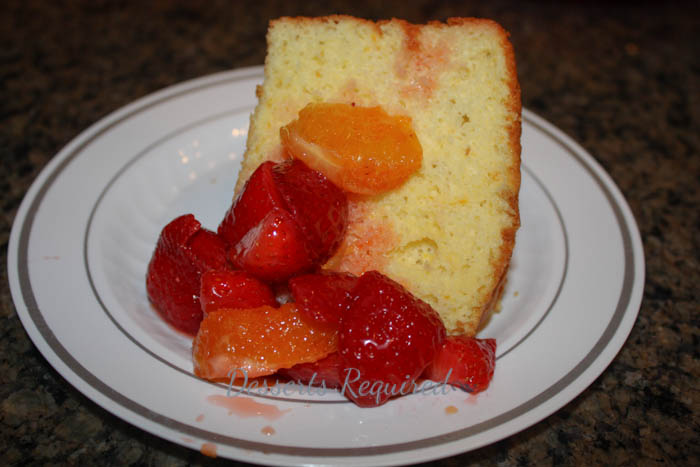 how to make sponge cake from cake mix