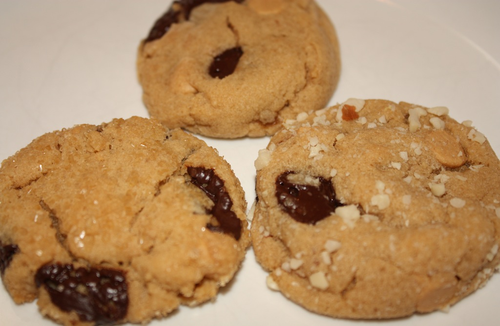 Desserts Required - Chocolate Chip Peanut Butter Cookies