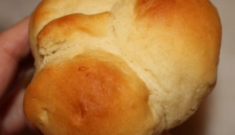 Anytime Rolls can be put together the night before and baked in the morning or on the same day. The recipe bakes bread that you will have to have! YUMMY!