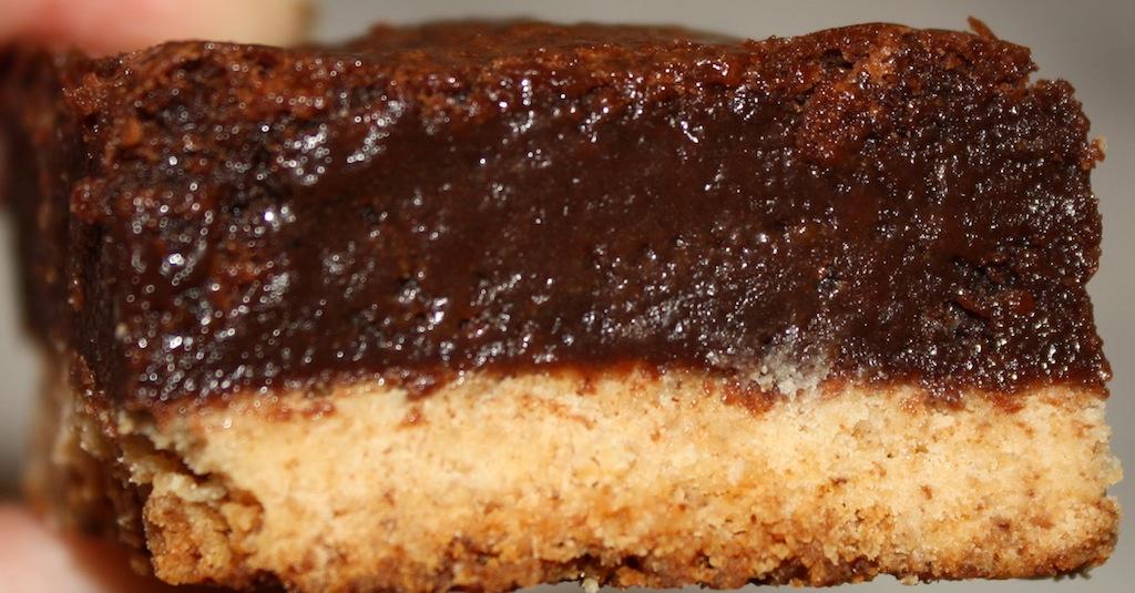 Desserts Required - Espresso Shortbread Brownies