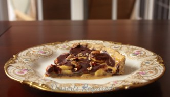 Desserts Required - dulce banana tart