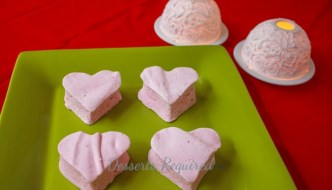 Desserts Required - Raspberry Marshmallows