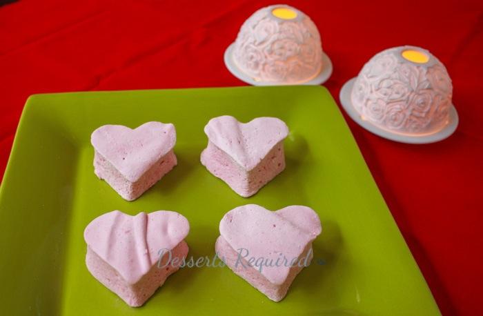 Desserts Required - Raspberry Marshmallows