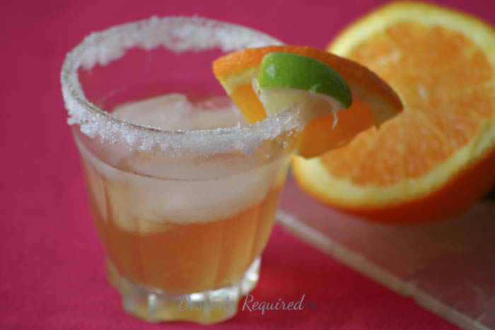 Sweet and Sour Margaritas are the perfect way to celebrate Cinco de Mayo. A great way to quench your thirst and the recipe couldn't be easier.