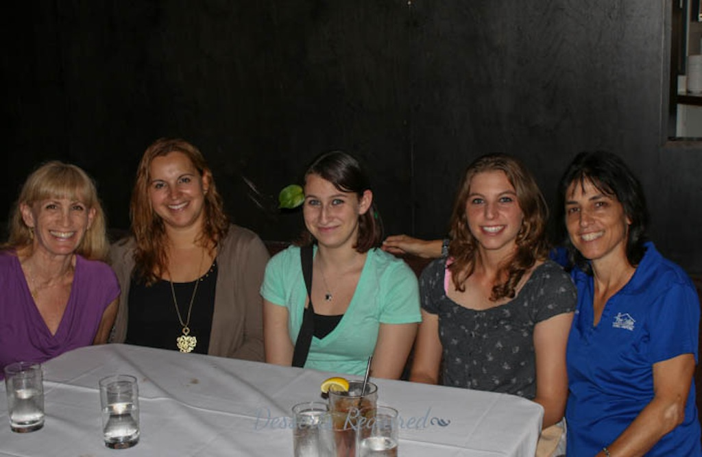 Many thanks to Maya, Shoshana, Rachel and Jodi (another mother/daughter duo) for a fab Road Trips For Food.