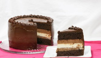 Desserts Required - Heavenly Chocolate Cake