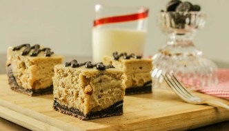 Peanut Butter Cheesecake Chocolate Cookie Brownies
