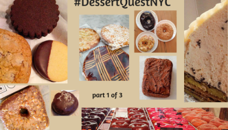 DessertQuestNYC part 1 of 3