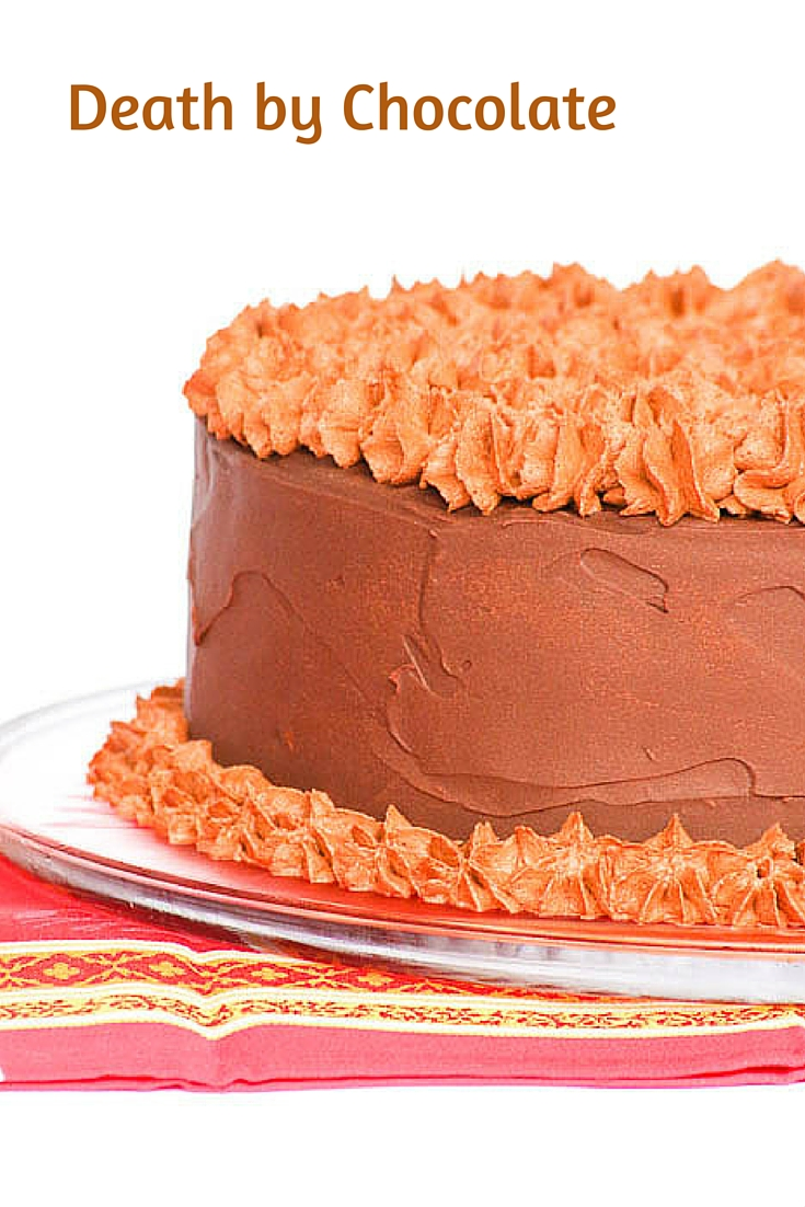 Death by Chocolate #SundaySupper - Desserts Required