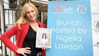 Brunch with Nigella Lawson and Chef Simone Mua  #SOBEWFF