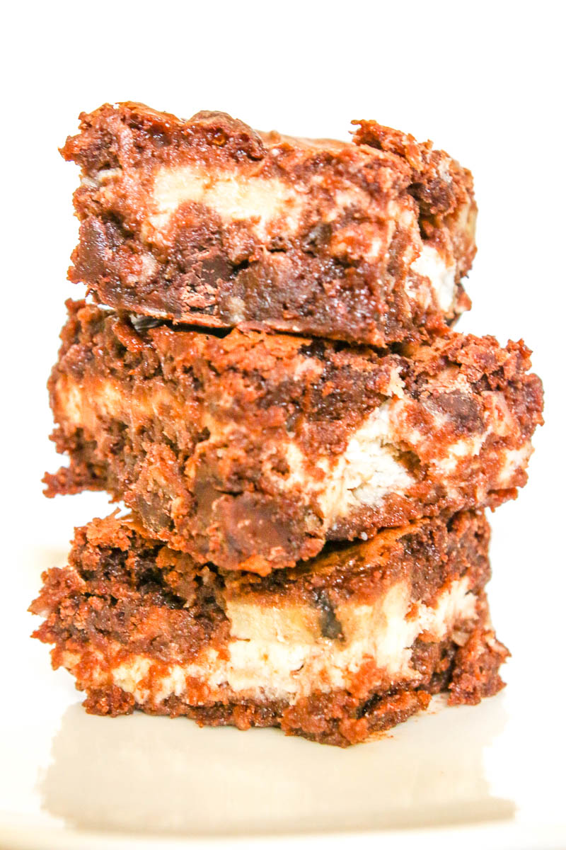 Banana Coconut Chocolate Chip Brownies #SundaySupper - Desserts ...