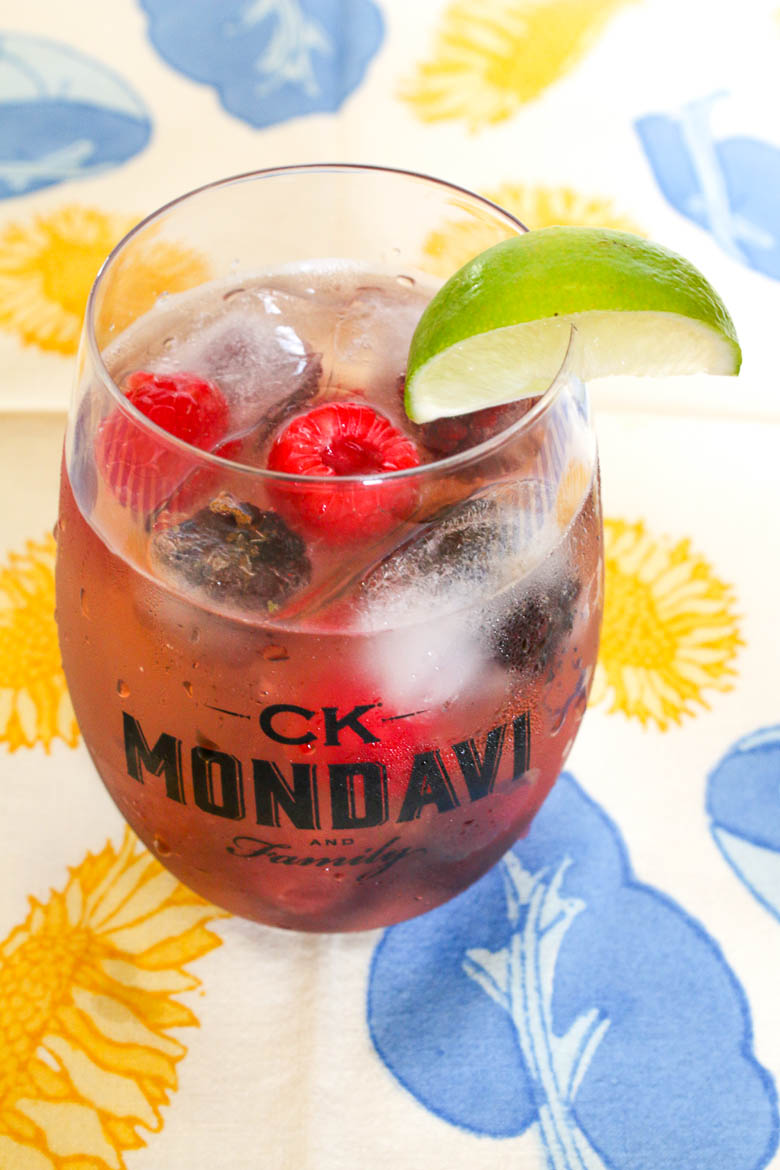 Summer Sangria is perfect for the lazy days of summer when it's time to fire up the barbeque, flip some burgers and sip something cooling.