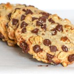 Chocolate Chip Walnut Monster Cookies