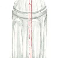 添削013.ペットボトルのデッサン