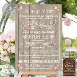 decoration de mariage theme champetre