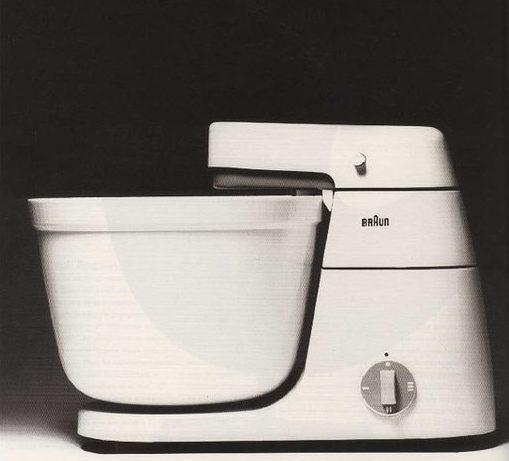 robot de cuisine Braun KM3/32 1957