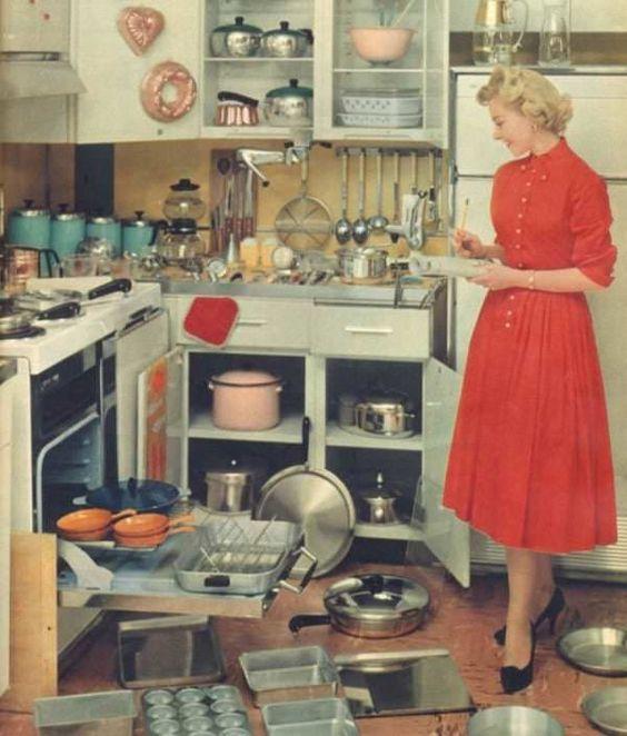 guide de la bonne épouse 1950