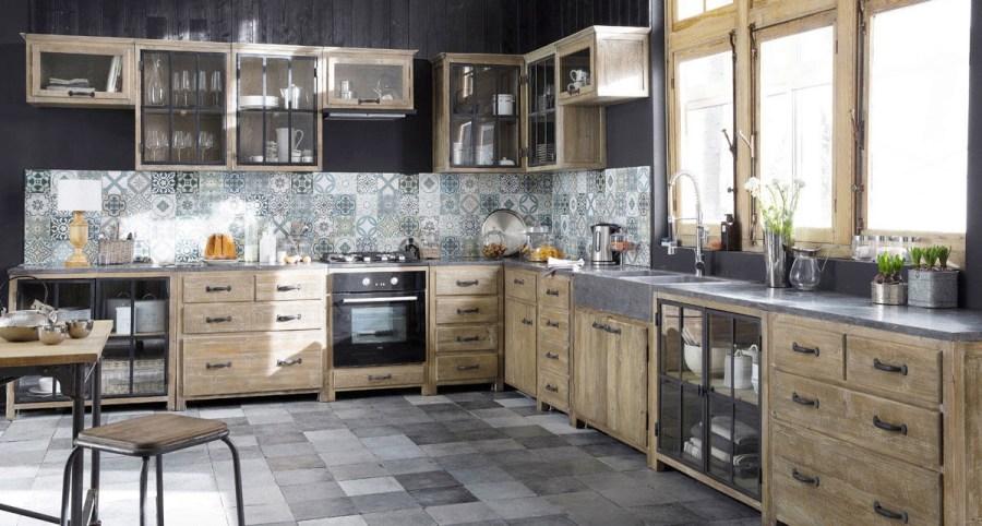 aménager une cuisine en location maisons du monde