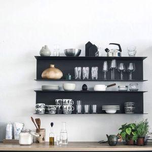 mettre en valeur sa cuisine grâce aux étagères