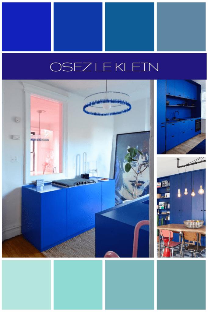 dessine-moi une cuisine planches d'amblance cuisine bleue