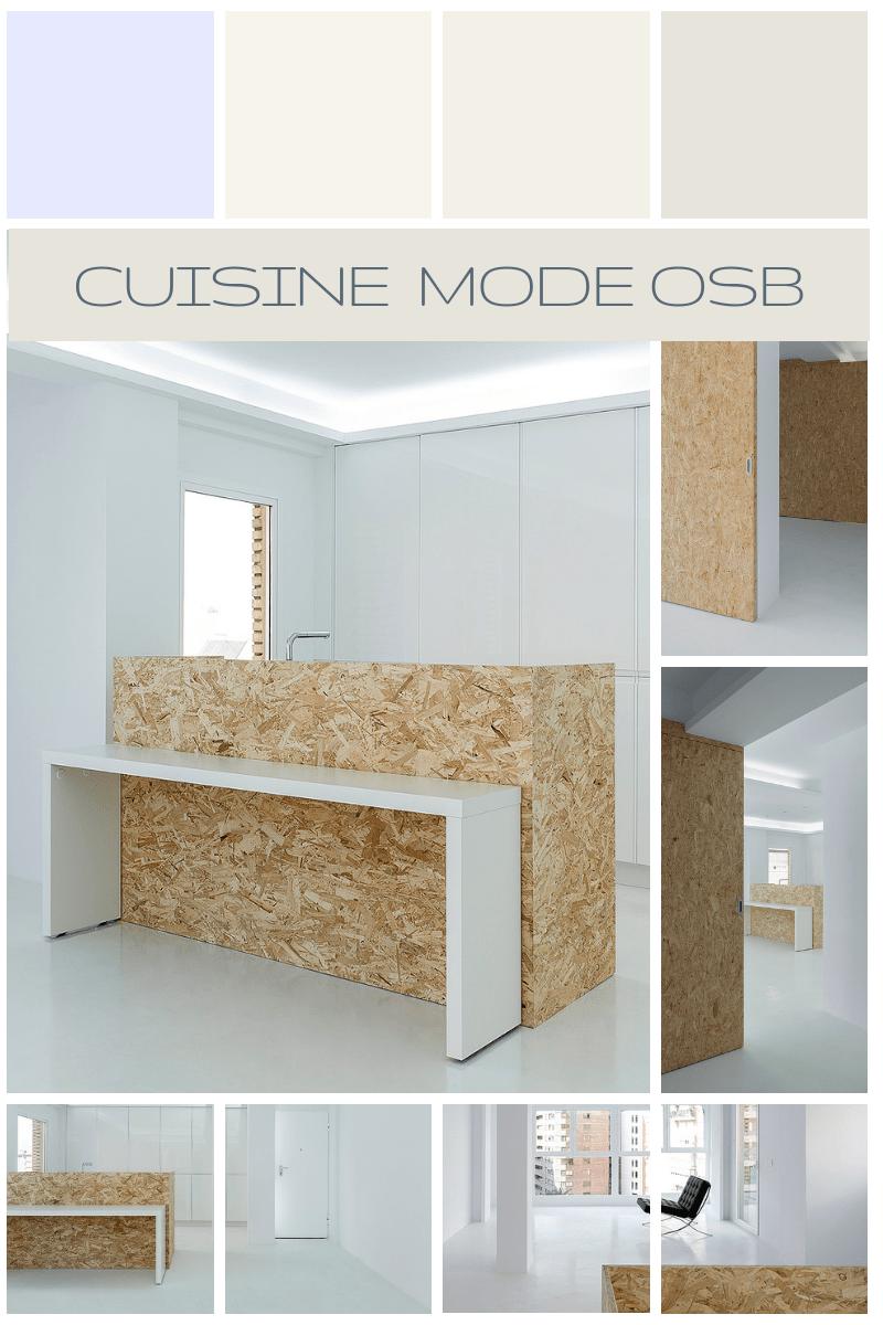 Osb Dans Salle De Bain cuisine en mode osb - les planches d'ambiance