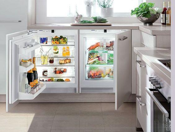 comment choisir son réfrigérateur sous plan top