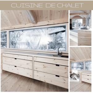 cuisine de chalet total look
