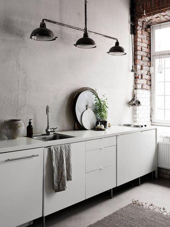 donner du style à sa cuisine blanche