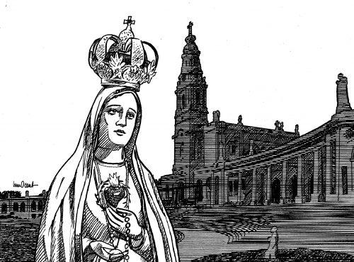 """Résultat de recherche d'images pour """"Guérison obtenue par le Cœur Immaculé de Marie"""""""