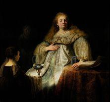 Artémisia de Rembrandt