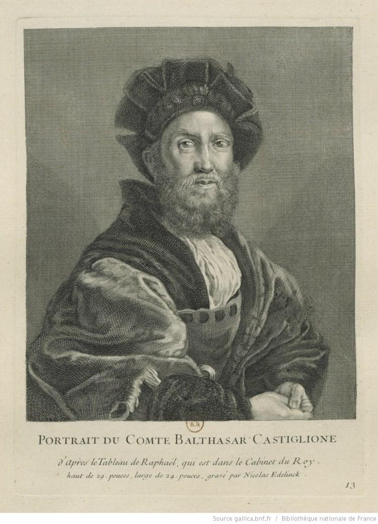 estampe, portrait
