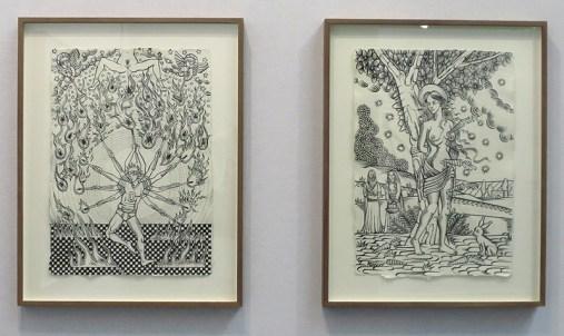 les illustrations d'Agathe Pitié - Drawing Now 2016