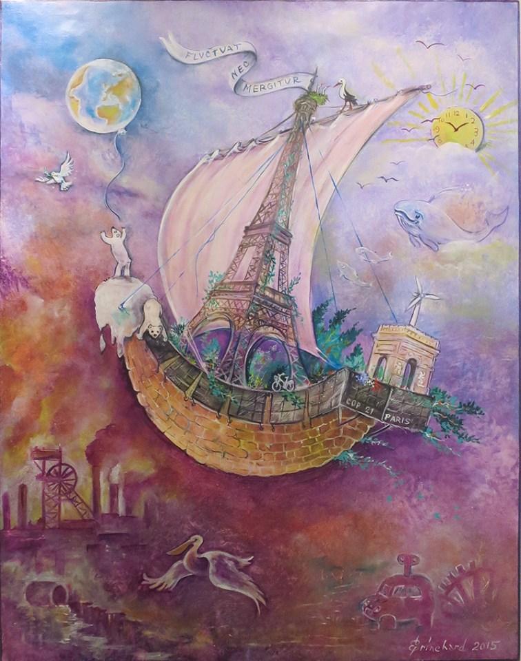 exposition, peinture