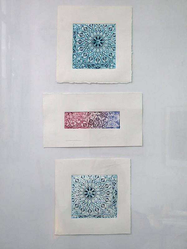 gravures, estampes