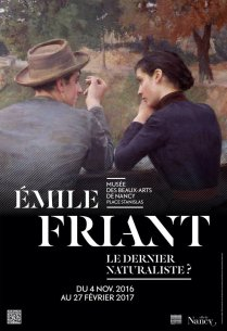 emile Friant exposition