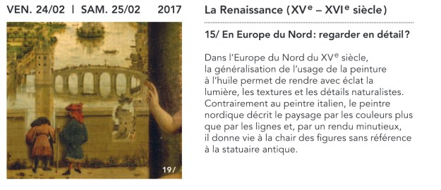 extrait de la brochure du Grand Palais