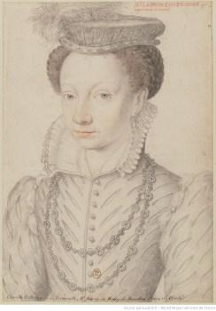 portrait, dessin, BNF