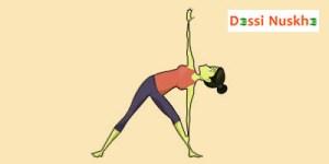 Triangle-Pose