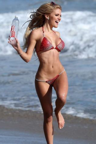 Marissa Everhart Bikini Shooting 2015 - 01