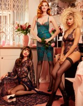 Agent Provocateur Winter 2015 Kollektion Knickers Forever 02