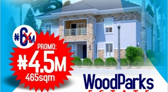 Land For Sale in Woodparks Estate, Omagwa, Port Harcourt