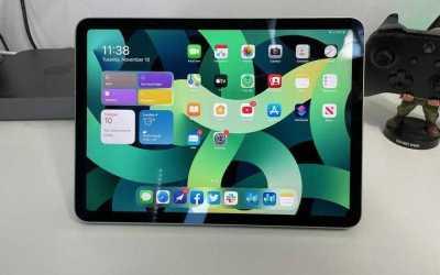iPad'ler 2022'ye Kadar OLED Ekranlarını Almayacak