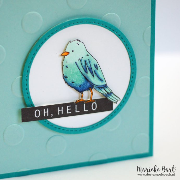 De Stempelcoach: Color Me Happy Stamp Set by Stampin' Up!