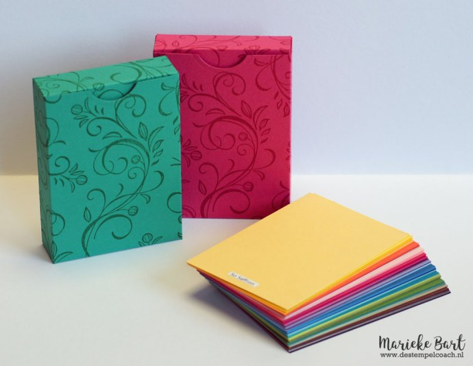 De Stempelcoach: Stampin' Up! Cardstock Swatches