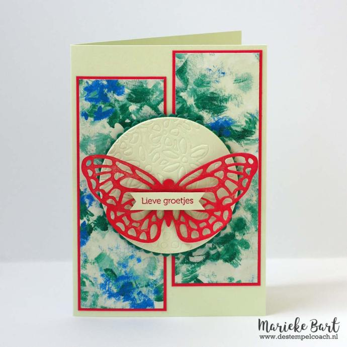 Springtime Impressions Thinlits by Stampin' Up!