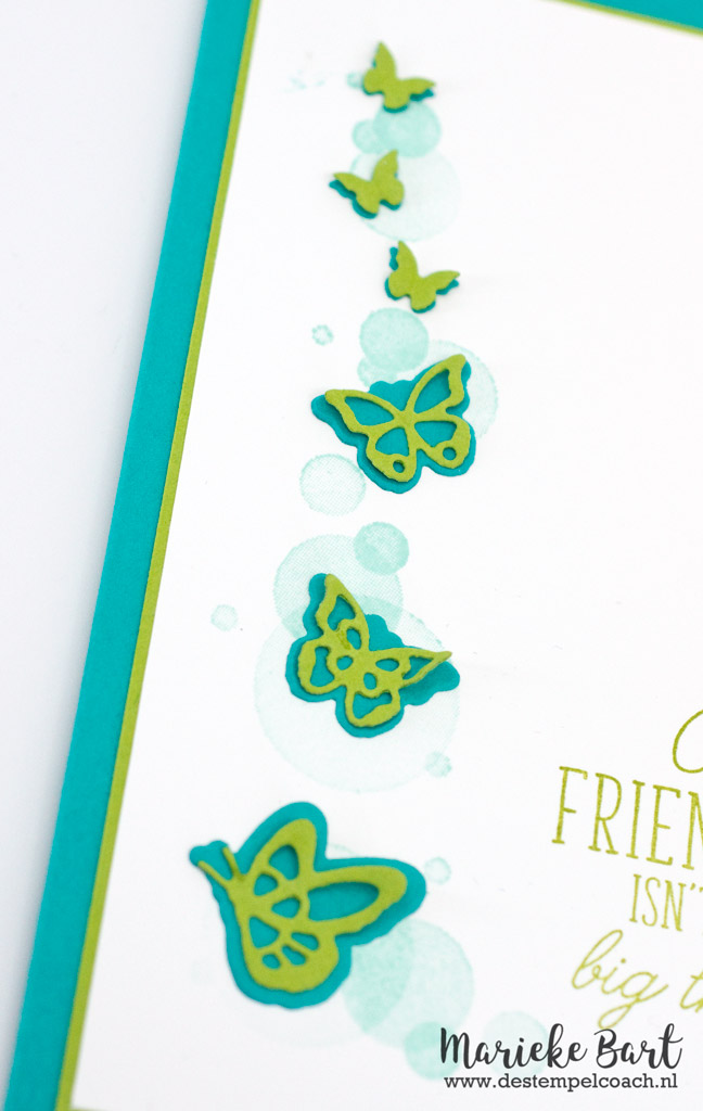 Beauty Abounds and Butterfly Beauty Thinlits Dies by Stampin' Up!
