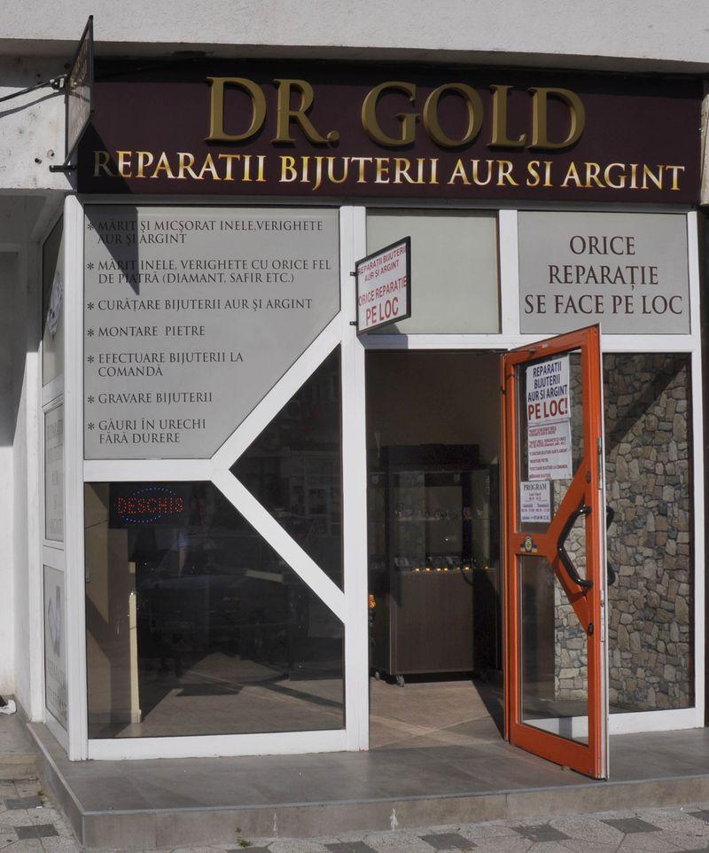 în Bacău și Aurul Merge La Doctor La Dr Gold Deșteptarea Ziarul
