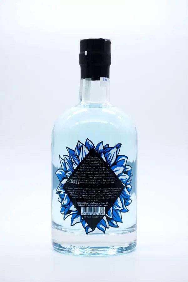 Ginebra Blue